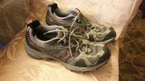 Gray Men's New Balance Tennis Shoes in Fort Campbell, Kentucky