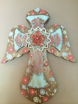 Hand Painted Wall Cross in Houston, Texas