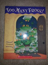 Too Many Frogs! book in Camp Lejeune, North Carolina