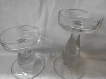 Beautiful Glass Candle Holders in Kingwood, Texas
