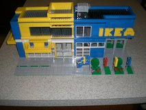 Lego Custom IKEA Furniture Store in Sandwich, Illinois