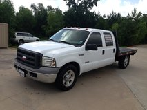 2005 f 350 diesel flatbed in Houston, Texas