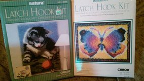 Latch Hook Rug Kits in Lawton, Oklahoma