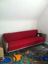 Rockabilli Couch with chair in Ramstein, Germany
