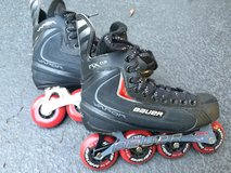 Adult Bauer Vapor Roller Blades - Like New in Bolingbrook, Illinois