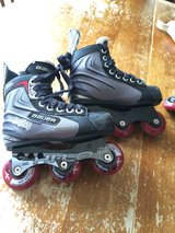 YTH Bauer Vapor XR1 Roller Blades - LIKE NEW! in Bolingbrook, Illinois