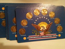 SHELL PRESIDENTIAL COLLECTOR COINS in Batavia, Illinois