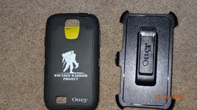 wounded warrior project otter box for a samsung galaxy s4 in Greensboro, North Carolina
