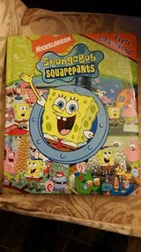 Spongebob Squarepants First Look & Fined Board Book in Fort Campbell, Kentucky