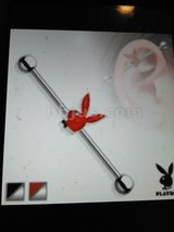playboy industrial body jewelry in Camp Lejeune, North Carolina