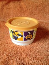 Small Halloween Tupperware Container in Houston, Texas
