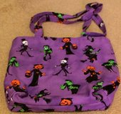 HALLOWEEN PURPLE PURSE OR CANDY BAG in Lakenheath, UK