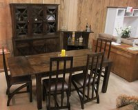 UF NEW - Dutch Cross Solid Acacia Wood Collection - Brand New! in Ramstein, Germany