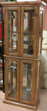 UF - European Country Curio Cabinet - Brand New! in Ramstein, Germany