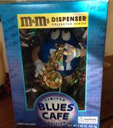 M&M Limited Edition Blues Cafe Saxophone w/ Box in Wheaton, Illinois