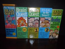 Lot of Brain Quest in Conroe, Texas
