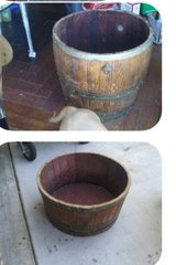 Barrel hand made  coolers in Fairfield, California