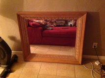 Ornate hand carved Thomasville mirror in 29 Palms, California