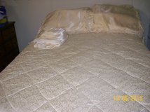 Satin full size comforter in Fort Knox, Kentucky