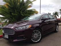 2013 Ford Fusion SE Turbo in Camp Pendleton, California