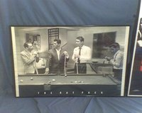 REDUCED! Rat Pack poster in Conroe, Texas
