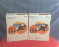 REDUCED! AT&T Corded + Cordless + 3 Handset Digital Answering Systems in Conroe, Texas