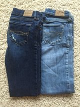 Abercrombie Jeans-Girls Size 12 in Lockport, Illinois