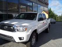 2015 TOYOTA TACOMA DOUBLE CAB 4WD W/TRD PACK in Spangdahlem, Germany