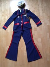 Woman captain costume size 4-6 in Ramstein, Germany