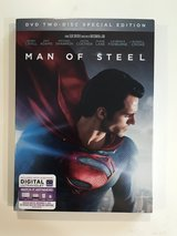 NIB Man of Steel DVD in Fort Campbell, Kentucky