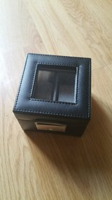 Royce Leather 2 Slot Watch Case in Joliet, Illinois