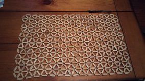 wooden placemat in The Woodlands, Texas