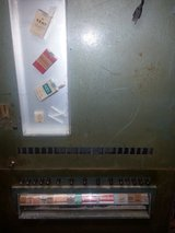 Old Cigarette Machine For Sale!! in Dothan, Alabama