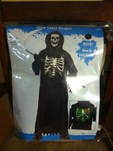 Glow Chest Reaper costume in Moody AFB, Georgia