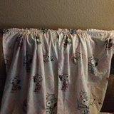 Snoopy Curtains in Colorado Springs, Colorado