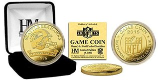 *** SEATTLE SEAHAWKS Established in 1976 H.M. Gold coin with C.O.A *** in Fort Lewis, Washington