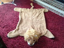 Stuffed Lion Rug in Fort Campbell, Kentucky