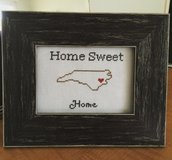Handmade NC Cross stitch! in Camp Lejeune, North Carolina