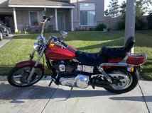 1999 Harley davidson Wide glide. in Lake Elsinore, California