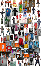 Over 100 Halloween Costumes Listed! All Ages / Sizes Pets Too in Kingwood, Texas