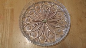 Crystal Serving Platter in St. Charles, Illinois