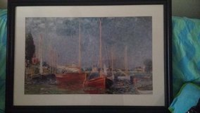 Reduced!!Sail Boats Framed Art in Beaufort, South Carolina