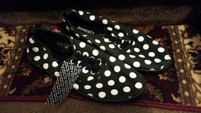 New / Polka Dot Shoes in Fort Campbell, Kentucky