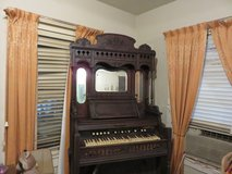 Antique Organ in Spring, Texas