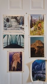 Set of Six Nature Photographs in Alamogordo, New Mexico
