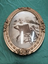 Vintage Picture Frames (Concave Glass) in Camp Lejeune, North Carolina