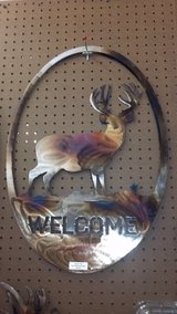 Metal WELCOME Signs Finders Keepers BOOTH 592 Madisonville Ky in Madisonville, Kentucky