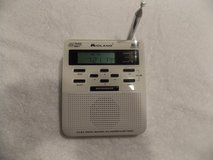 Midland WR-100 NOAA weather radio in Fort Campbell, Kentucky