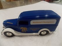 Ertl 1936 Ford Panel Van Univ. of Ky. Collectors Bank in Fort Campbell, Kentucky