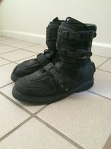 motorcycle boots in 29 Palms, California